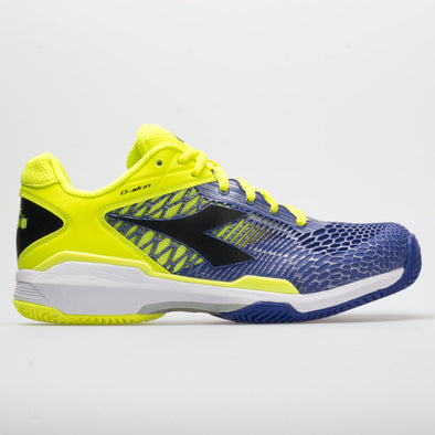 Diadora Speed Competition 5+ Clay Men's Fluo Yellow/Royal Blue/Black