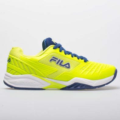Fila Axilus 2 Energized Men's Acid Lime/Blueprint/White