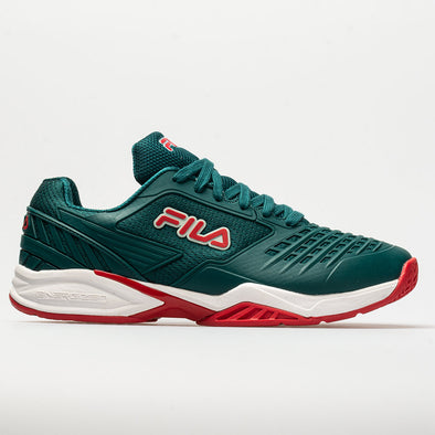 Fila Axilus 2 Energized Men's Pacific/White/Fila Red