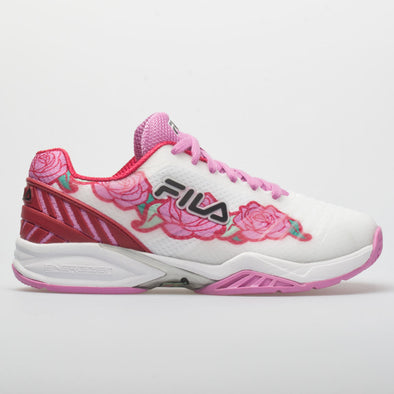 Fila Axilus 2 Energized Women's White/Cyclamen/Crimson