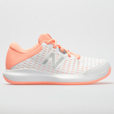 New Balance 696v4 Women's White/Ginger Pink