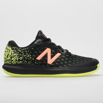 New Balance 996v4 Women's Black/Lemon Slush
