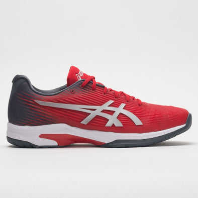 ASICS Solution Speed FF Men's Classic Red/Pure Silver