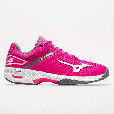 Mizuno Wave Exceed Tour 4 AC Women's Athena/White