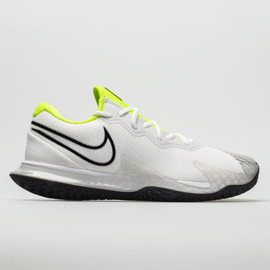Nike Air Zoom Vapor Cage 4 Men's White/Black/Volt/Pure Platinum