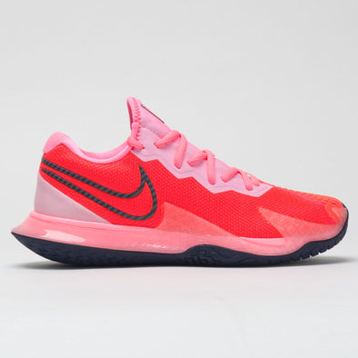 Nike Air Zoom Vapor Cage 4 Women's Laser Crimson/Blackened Blue