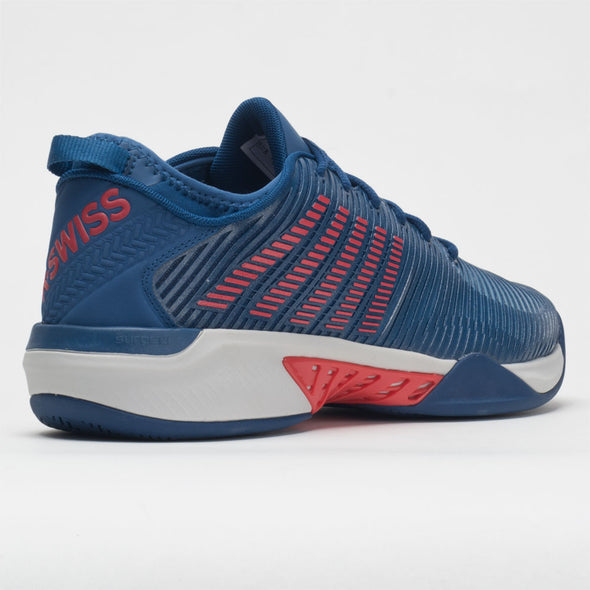 K-Swiss Hypercourt Supreme Men's Dark Blue/Glacier Grey/Bittersweet