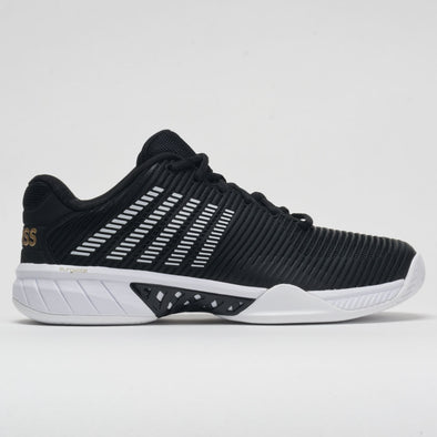 K-Swiss Hypercourt Express 2 Men's Black/Gold/White