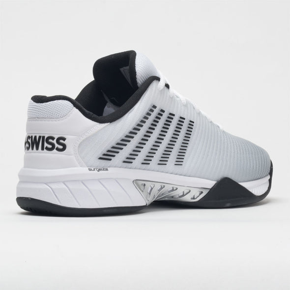 K-Swiss Hypercourt Express 2 (2E) Men's White/Highrise/Black