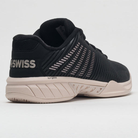 K-Swiss Hypercourt Express 2 Women's Black/Rose Gold/Pink Tint