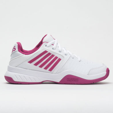 K-Swiss Court Express Women's White/Cactus Flower