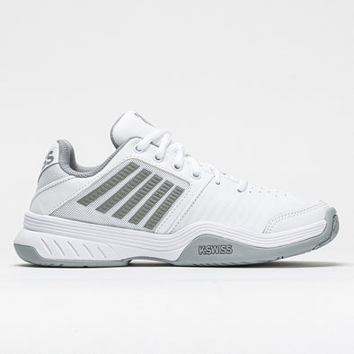 K-Swiss Court Express Women's White/Highrise/Silver