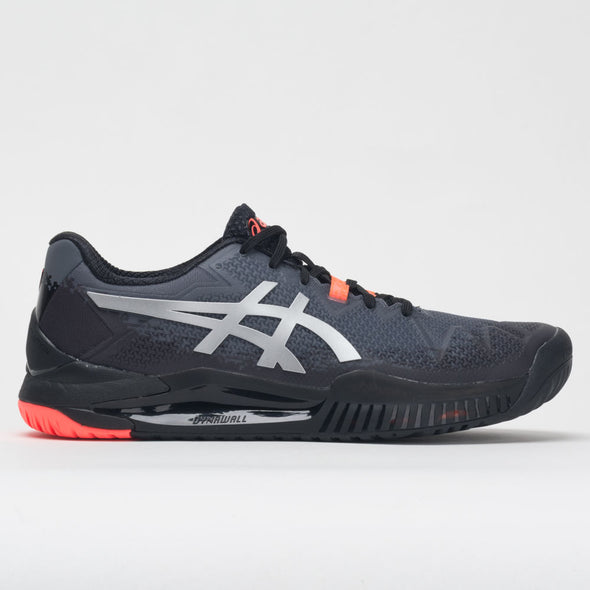 ASICS GEL-Resolution 8 L.E. Men's Black/Sunrise Red