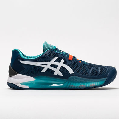 ASICS GEL-Resolution 8 Men's Peacoat/White