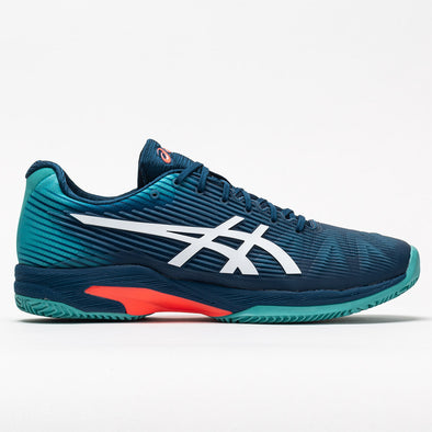 ASICS Solution Speed FF Clay Men's Mako Blue/White