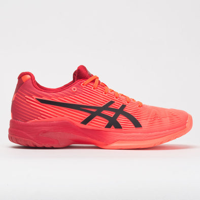 ASICS Solution Speed FF Tokyo Women's Sunrise Red/Eclipse Black