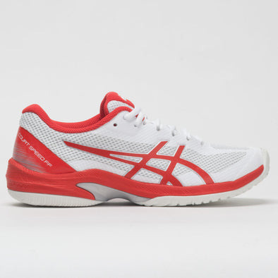 ASICS Court Speed FF Women's White Fiery/Red