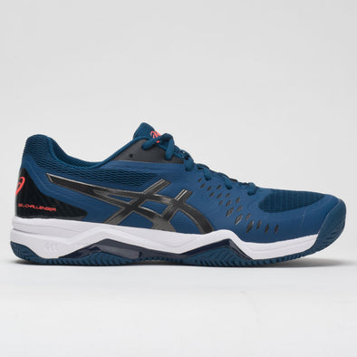 ASICS GEL-Challenger 12 Clay Men's Mako Blue/Gunmetal