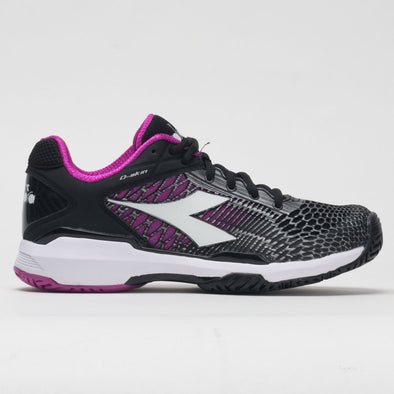 Diadora Speed Competition 5+ Women's Black/White/Purple