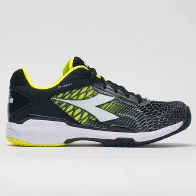 Diadora Speed Competition 5+ AG Men's Black/White/Yellow