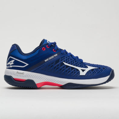 Mizuno Wave Exceed Tour 4 AC Women's Blue/White