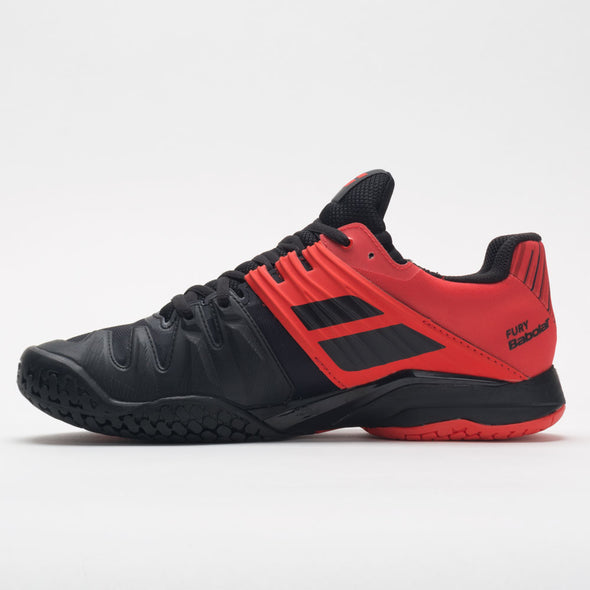 Babolat Propulse Fury Men's Black/Tomato Red