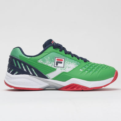 Fila Axilus 2 Energized LE US Open Women's Green/Red/White/Blue