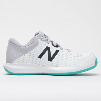 New Balance 696v4 Women's White/Gray/Tidepool