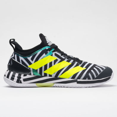 adidas adizero Ubersonic 4 Top Secret Men's Core Black/White/Silver