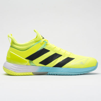adidas adizero Ubersonic 4 Men's Solar Yellow/Core Black/Hazy Sky