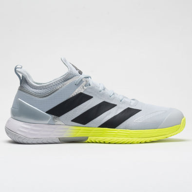 adidas adizero Ubersonic 4 Men's White/Core Black/Halo Blue