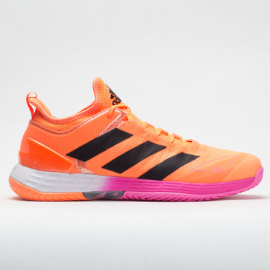 adidas adizero Ubersonic 4 Men's Screaming Orange/Core Black/Pink