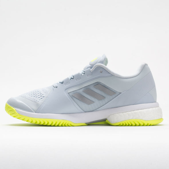 adidas Stella Court Women's Halo Blue/Silver Metallic/Solar Yellow
