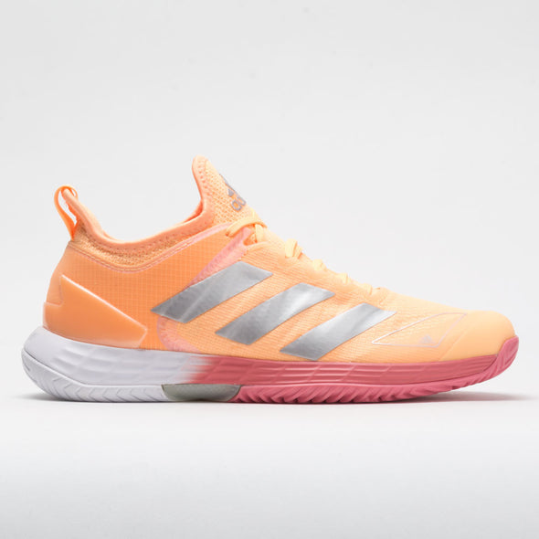 adidas adizero Ubersonic 4 Women's Acid Orange/Silver Metallic/Rose