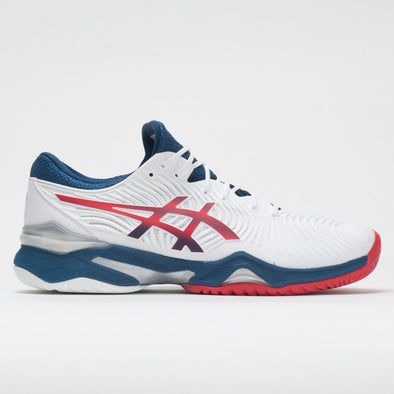 ASICS Court FF 2 Men's White/Mako Blue