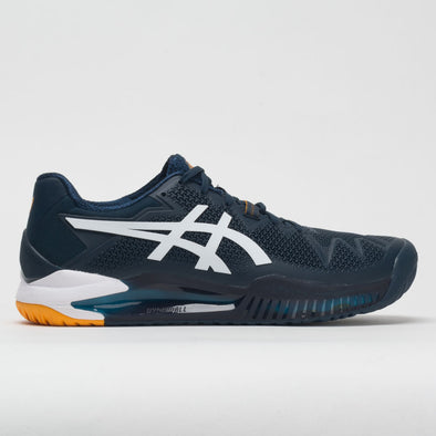 ASICS GEL-Resolution 8 Men's French Blue/White