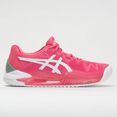ASICS GEL-Resolution 8 Women's Pink Cameo/White
