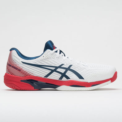 ASICS Solution Speed FF 2 Men's White/Mako Blue