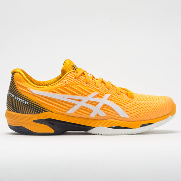 ASICS Solution Speed FF 2 Clay Men's Amber/White