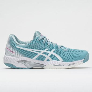 ASICS Solution Speed FF 2 Women's Smoke Blue/White