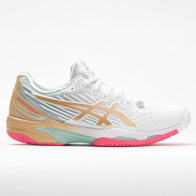 ASICS Solution Speed FF 2 Limited White/Champagne