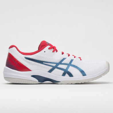 ASICS Court Speed FF Men's White/Mako Blue