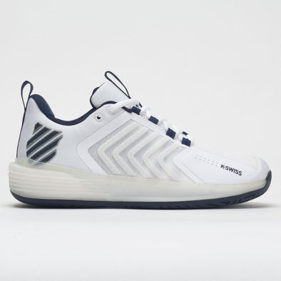 K-Swiss Ultrashot 3 Men's White/Peacoat/Silver