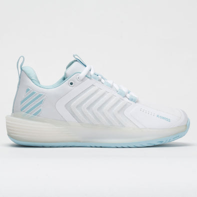 K-Swiss Ultrashot 3 Women's White/Blue Glow