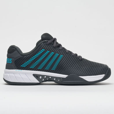 K-Swiss Hypercourt Express 2 Men's Dark Shadow/Scuba Blue/White