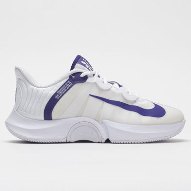 Nike Air Zoom GP Turbo Women's White/Court Purple/Geyser Grey