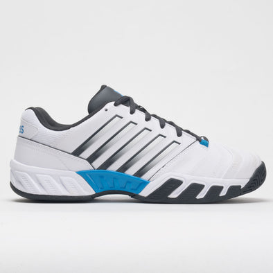 K-Swiss Bigshot Light 4 Men's White/Dark Shadow/Swedish Blue