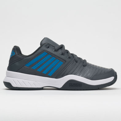 K-Swiss Court Express Men's Dark Shadow/White/Swedish Blue