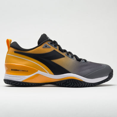Diadora Speed Blushield 5 AG Men's Saffron/Black/Quiet Shade