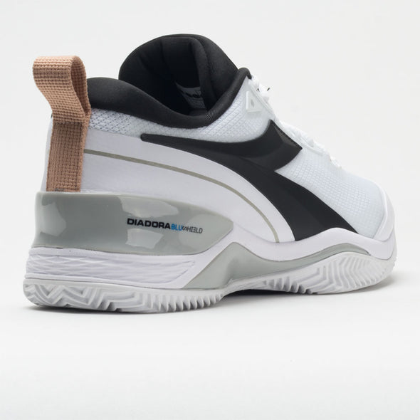 Diadora Speed Blushield 5 Clay Women's White/Silver/Black